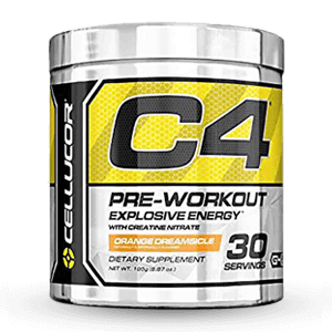 CELLUCOR - C4 Explosive Energy 30 Servings