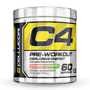 CELLUCOR - C4 Explosive Energy 60 Servings