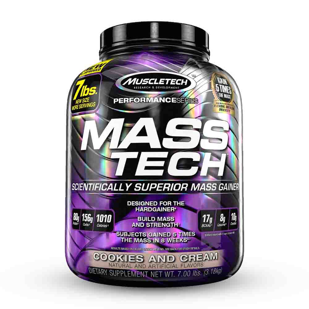 Muscletech - Mass Tech 7lb Buy Online in Pakistan