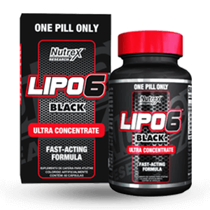 Nutrex Research – Lipo 6 Black (Ultra Concentrate)