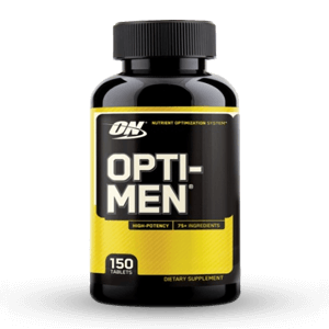 ON - Opti-Men 150 Multiple Vitamin Tablets