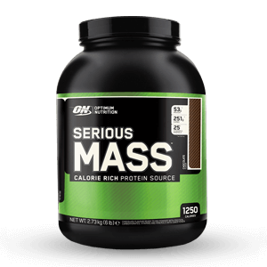 ON - Serious Mass 6 lbs