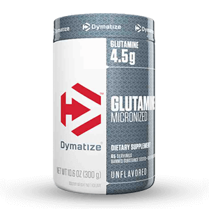 Dymatize Nutrition – Glutamine Micronized