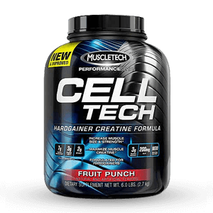 MUSCLETECH – CELL TECH Performance Series 6lbs