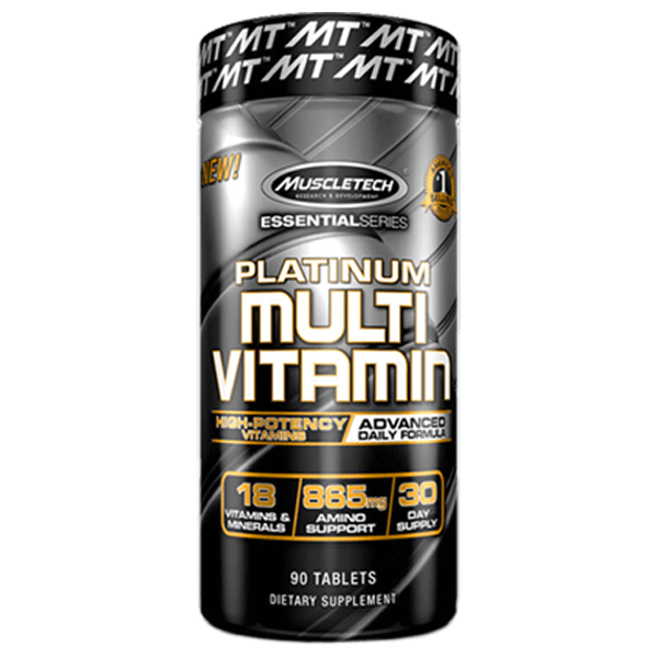 Muscletech Platinum Multivitamin in Pakistan