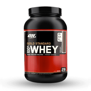 ON- Gold Standard 100% Whey Protein 2lbs