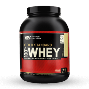 ON- Gold Standard 100% Whey Protein 5lbs