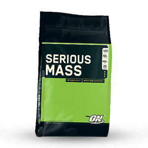 ON - Serious Mass 12 lbs