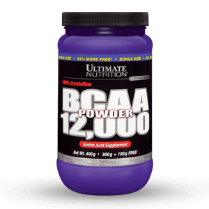 Ultimate Nutrition - BCAA Powder 12,000