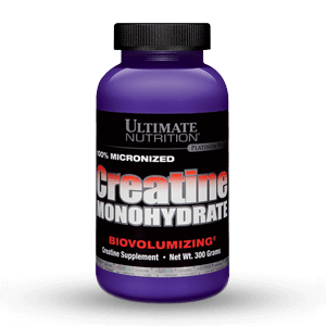 Ultimate Nutrition - Creatine Monohydrate Biovolumizing