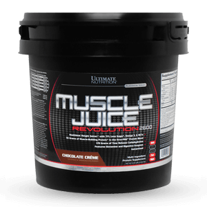 Ultimate Nutrition - Muscle Juice Revolution 2600