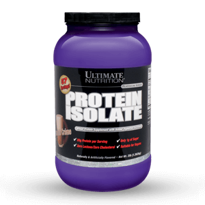 Ultimate Nutrition – Protein Isolate