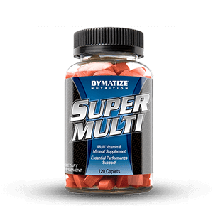 DYMATIZE SUPER MULTI - 120 CAPSULES in Pakistan