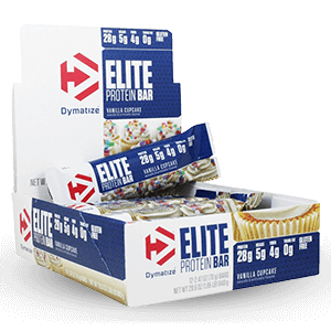 Dymatize Elite Bar