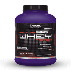 Ultimate Nutrition – Prostar 100% Whey Protein