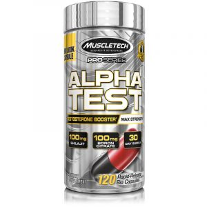 MT - AlphaTest Testosterone Booster Supplement